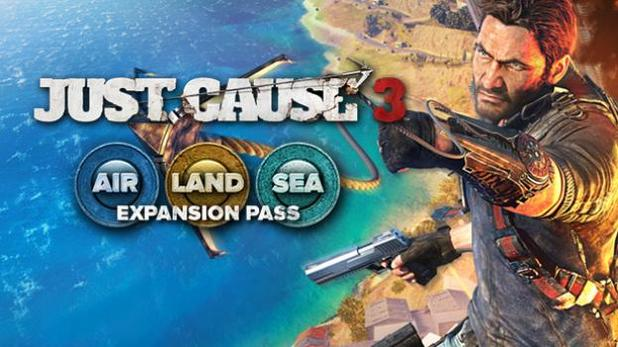 Just Cause 3 Air, Land & Sea expansions dated and detailed