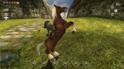 Here's how The Legend of Zelda: Twilight Princess HD for Wii U compares to the original