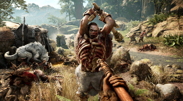 Far Cry Primal has an Assassin's Creed and Blood Dragon easter eggs
