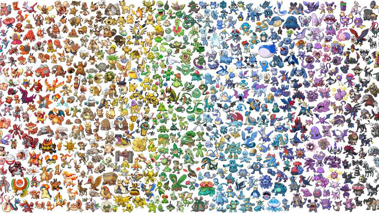 Pokemon 'Rainbow' rumored to release on 3DS this year