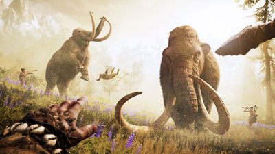 Far Cry Primal day one patch includes bug fixes, tweaks, and adds new expert mode