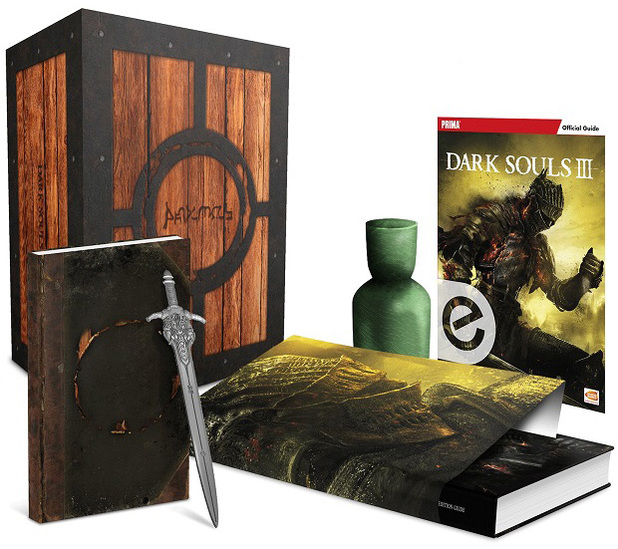 This Dark Souls 3 guide comes with a flask