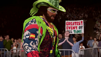 WWE 2K16: Hall of Fame Showcase DLC trailer revealed / https://www.youtube.com/watch?v=X0kLhTu4KjE&feature=youtu.be