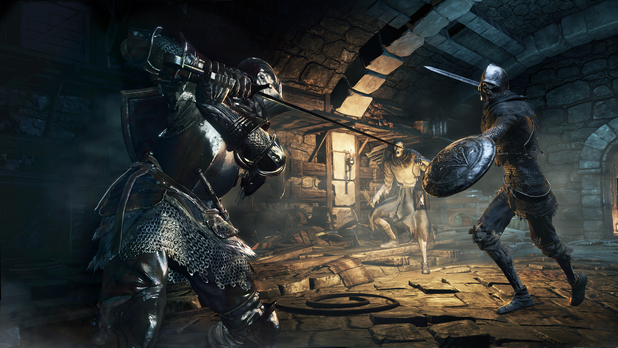 Dark Souls 3 Screens Tell a Tale of Swords and Sorcery