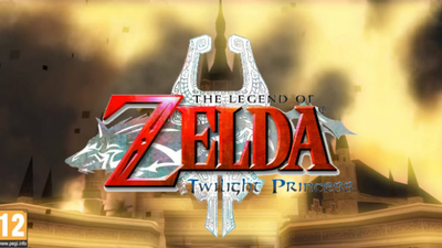Nintendo unveil new Legend of Zelda: Twilight Princess trailer / https://youtu.be/-CfW2hpHoNI