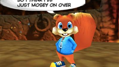 Microsoft's HoloLens Dev Kit includes 'Young Conker' game