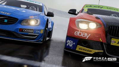 Forza Motorsport 6: Apex announced & coming to PC this Spring