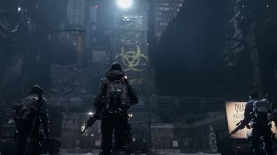 The Division gets action packed launch trailer