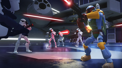 Boba Fett coming to non-PlayStation versions of Disney Infinity 3.0 this month