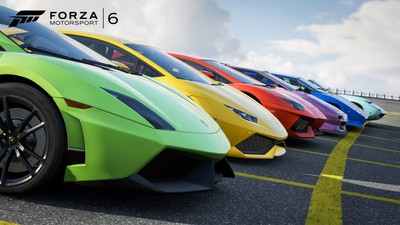 Next Forza game will feature Lamborghini as the cover car