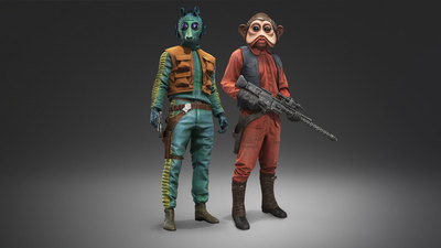 Star Wars Battlefront Outer Rim DLC detailed, Greedo and Nien Nunb confirmed