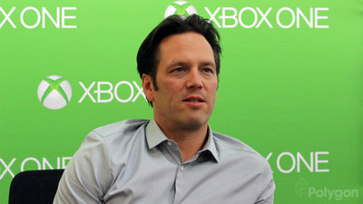 Head of Xbox, Phil Spencer, wishes the best of luck to Sony with PlayStation VR