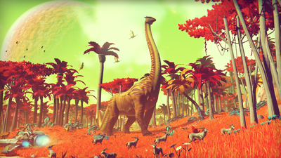 No Man's Sky release date potentially outed by Amazon