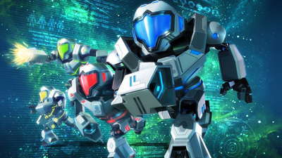 New Metroid Prime Federation Force details