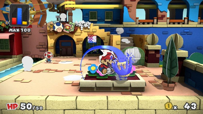 Nintendo Direct: Paper Mario Color Splash scheduled to release later in 2016