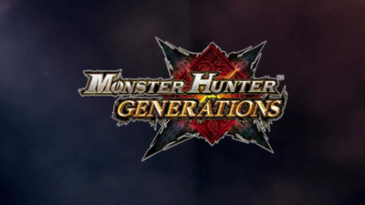 Nintendo Direct: Monster Hunter Generations