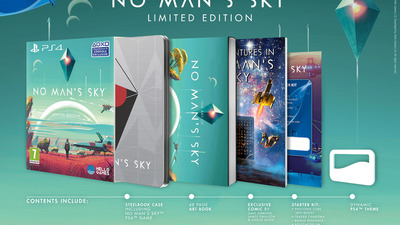 No Man's Sky gets $80 limited edition for PS4