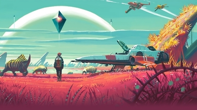 Get your notepad out, No Man's Sky will feature multiple alien languages