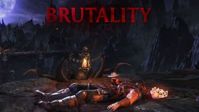 Mortal Kombat X's secret Alien Baby Brutalities are amazing