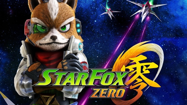 This new Star Fox Zero gameplay footage looks awesome