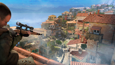 Sniper Elite 4 announced, launching later this year