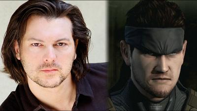 Metal Gear Solid actor, David Hayter teases fans with encrypted tweet