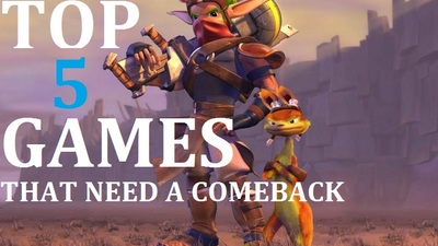 Top 5 Needed Comebacks in Video Games
