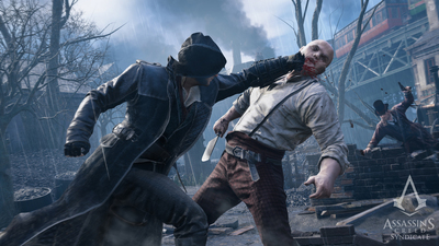 Assassin's Creed Syndicate, Black Flag, and more discounted in PSN franchise sale