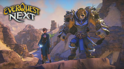 EverQuest Next cancelled because 'it wasn't fun'