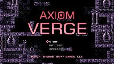 Axiom Verge heading to Xbox One and Wii U