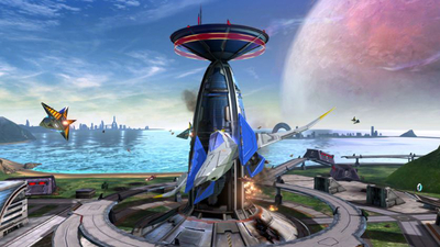 Star Fox Zero will have an invincibility mode for newbies