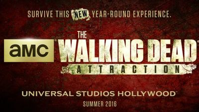 Universal Studios Hollywood announces new 'The Walking Dead' attraction