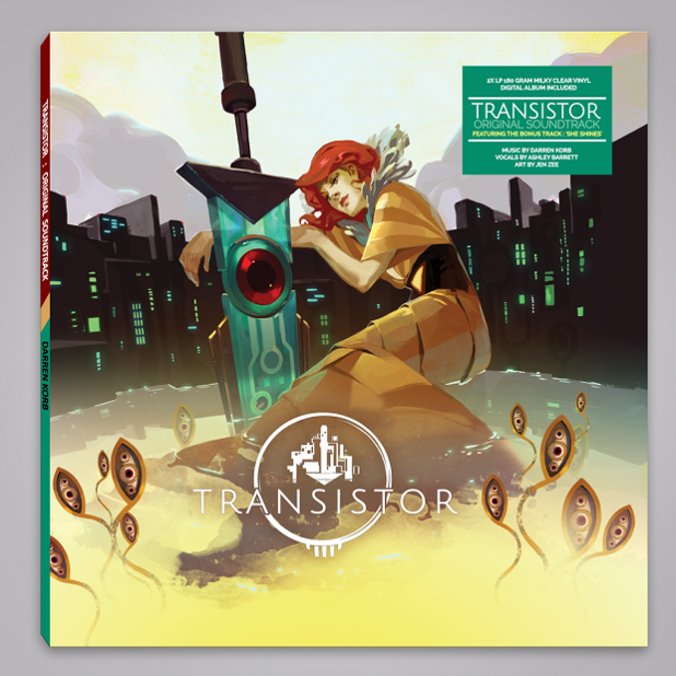 Transistor Soundtrack Now Available In Vinyl