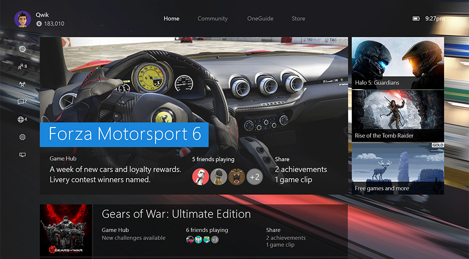 new car game releasesMarch Xbox One system update patched for preview members Details here