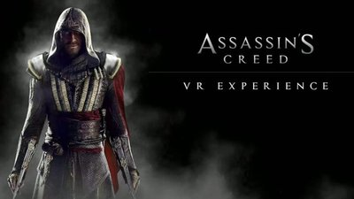 Assassin's Creed VR Experience announced at GDC