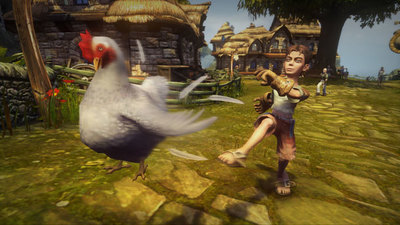 Original Fable devs would 'love to do a reboot'