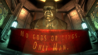BioShock: The Collection rating appears a third time for Xbox One, PS4 and PC