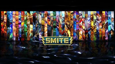 SMITE is in open beta on PS4