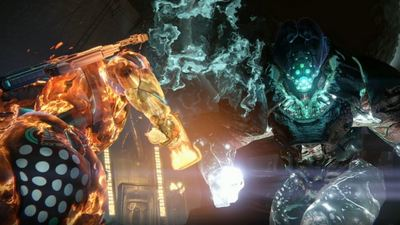 Destiny's April Updated detailed with new Prison of Elders, Strike, increased Light cap and more