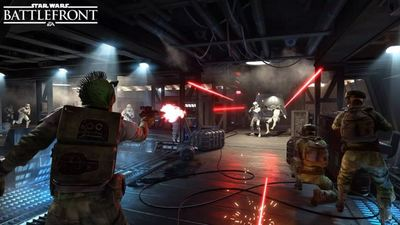 Star Wars Battlefront hotfix to fix crashing, reset some player ranks
