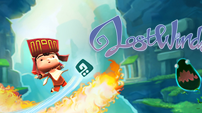 Frontier brings WiiWare series LostWinds to PC