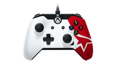 Check out the official Mirror's Edge Catalyst Xbox One controller