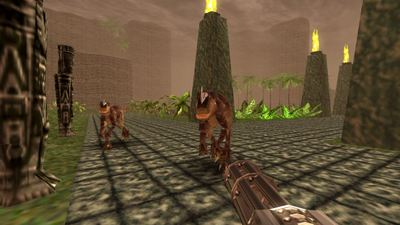 Turok and Turok 2 getting remastered for Xbox One