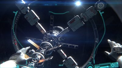 Space sim ADR1FT releases for Oculus Rift and Steam