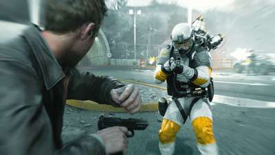 UK Quantum Break pre-order bonus Alan Wake's American Nightmare removed
