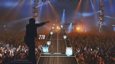 Layoffs hit Guitar Hero Live developer