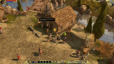 Cult classic hack n' slash, Titan Quest, heading to mobile
