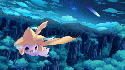 New Mythical Pokemon available to download for free today