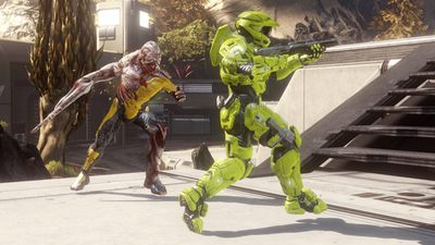 Infection mode returning to Halo