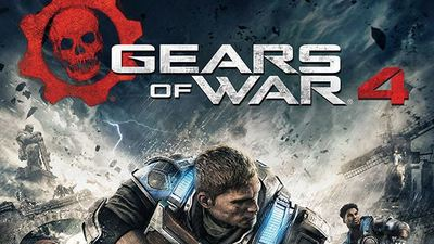 Gears of War 4 release date and box art revealed